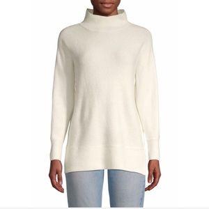 New Joie Lehi Mockneck Sweater Size Large
